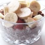 Chiagrød – nem og mættende køleskabsgrød med chiafrø