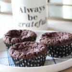Farmors chokolademuffins – Verdens Bedste Chokoladekageopskrift