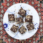 Fredagsguf: Vegansk og sukkerfri brownie med nødder