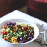 Mexi Bowl – mættende mexikansk-inspireret salat