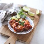 Mexikansk grøntsagslasagne