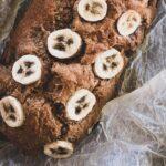 bananbrød uden æg og sukker
